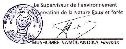 Congo Permit